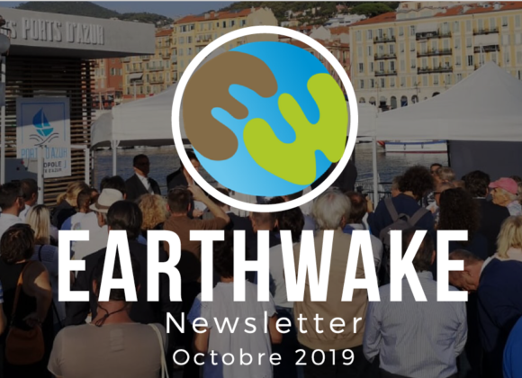 Newsletter d'Earthake – Octobre 2019