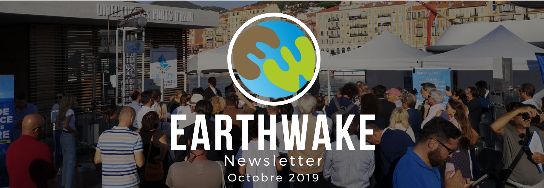 Newsletter d'Earthwake – Octobre 2019