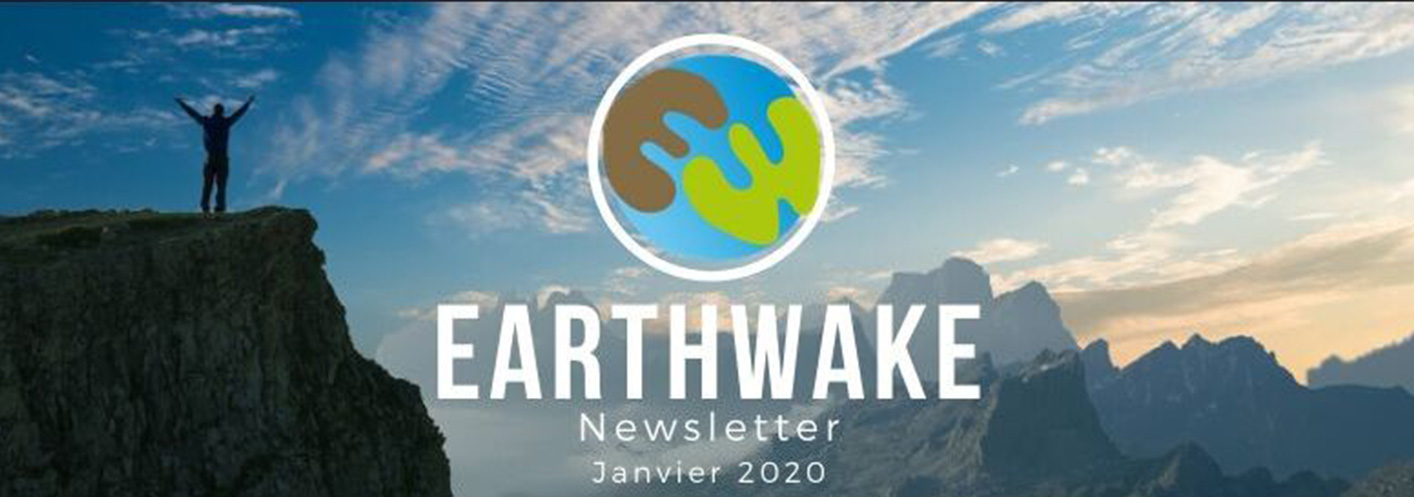 Newsletter d'Earthwake – 01/2020