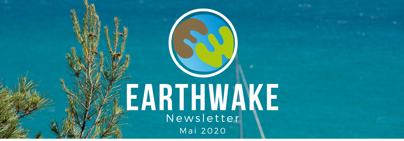 Newsletter d'Earthwake – 05/2020